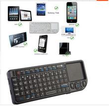 1 шт. новый оригинальный 2.4 г беспроводная клавиатура сенсорная панель со светодиодной подсветкой для Samsung LG Panasonic Toshiba