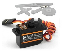Free shipping 4x EMAX ES08DE Digital micro servo 9G upgrade mg90 for trex 250 450 helicopter