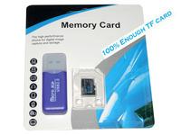 Wholesale memory card Micro SD card  2-4-8-16-32GB  class 10 micro Flash TF CARD +SD transfer adapter+card reader
