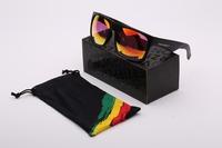 New Brand Vonzipper Fulton Sunglasses Wayfarer Fashion surfing Sport sun glasses Unisex vintage gafas With Original Pack 10color
