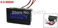 Blue LED Display DC0-3A 5Digits Current Measuring Amperemeter Ammeter