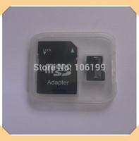 Free shipping 8gb 100% origianl memory class 6 sdhc tf micro sd card mobile phone card full capacity high speed
