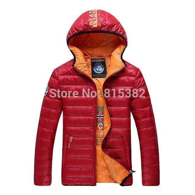 новый завод направляет мужчин napapijri куртка