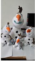 Snowman adventure Forzen Olaf Frozen Sorbet plush doll 25cm soft plush toys