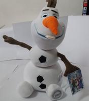 Snowman adventure Forzen Olaf Frozen Sorbet plush doll 35cm can be remove toys retail 1pcs