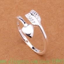 Wholesale 925 sterling silver ring, 925 silver fashion jewelry, fashion ring /axjajoqa cjpalawa R520(China (Mainland))