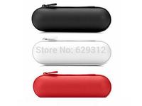 high quality Case For NFC Pill Handsfree Bluetooth Portable Mini Speaker Wireless Loudspeaker Sound Box Speaker  Leather Case
