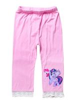 Wholesale-Frozen Children short pants My Little Pony Kids Pants Fit4-10yrs Child Cotton Fashion Mid Good Quailty