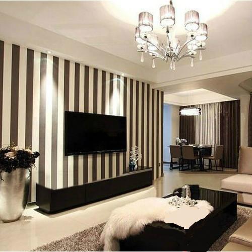 10 metro non tiss salon chambre papier peint moderne - Papier peint moderne chambre ...