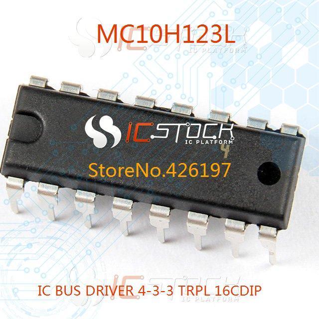 MC10H123L IC BUS DRIVER 4-3-3 TRPL 16CDIP 123 MC10H123 3pcs(China (Mainland))
