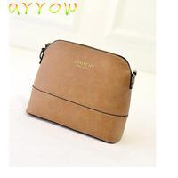 Free Shipping HOT!The new 2014 female bag pu shoulder bag women hand bag Fashionable female bag