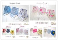 Free shipping pc/lot 100% cotton baby clothing girls baby bibs towel bandanas chiscarf ldren cravat infant towel