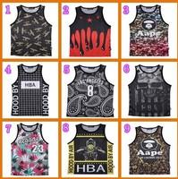 DR-34 Harajuku sprts 3d Tank top Men Sport Fashion Casual vest Undershirt Hip hop tank Punk Basketball  veste homme gym hba Boy
