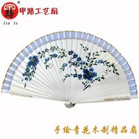 Technology fan gift fan hand painting fan wool fan dance fan