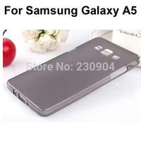 Soft Transparent TPU Phone Case Cover For Samsung GALAXY A5 A5000 Case