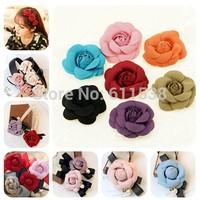 5cm rose petal for wedding decoration,flower retail hair accessories marterial(MOQ:20/lot
