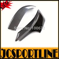 High Quality E60 JC Sportline M5 Car Carbon Fiber Splitter Flaps, Auto Bumper Aprons For BMW (Fit E60 M5 Bumper Only )