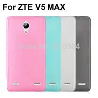 Soft Transparent TPU Phone Case Cover For ZTE V5 MAX case