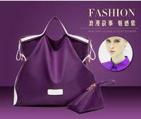 2014 new European tarps handbag portable shoulder Messenger bag casual nylon bag 5 color options free shipping