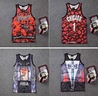 DR-39 Tank top men Sport Hood by air  Vest men Fashion Brand Basketball jersey Gym vest Harajuku Gym clothes men Tank tops