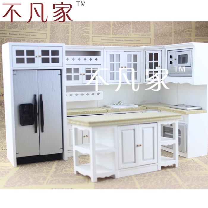 Online kopen wholesale poppenhuis keuken uit china for Accessoire maison design