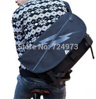 Free shipping fashion men outdoors Motorcycle designer brand messenger bags,cool design crossbody bags for men