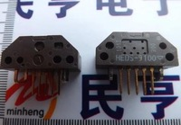 Free shipping  HEDS-9100#B00 (HEDS-9100) SIP5 ,Two Channel Optical Incremental Encoder Modules