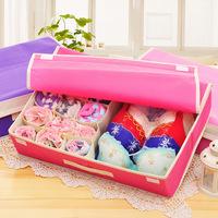 Large size Creative Combo bra underwear storage box KI0014