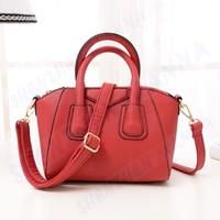 30PCS FREE SHIPPING Fashion Smile women handbag shoulder bag cross-body bag #MHB014