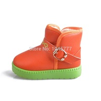 2014 winter Girl  Fashion  boots  kid's warm boot ourdoor snow boot children snow boot free of shipping
