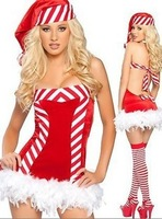 New Year New Arrival Christmas Costumes for girls Women caribbean pirates Cosplays suit sexy merry Christmas dress costume