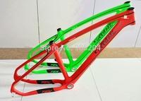 Original VEETOKA TEN Full Carbon Fiber MTB Frame/17 19inch * 26 29er bike frame/bike parts Free shipping