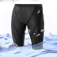 Free Shipping 2014 swimming pants beach quick-drying shorts hot spring swimwear trunks