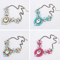 Wholesales Worthy Jewelry Fashion Cool Luxury Choker Gold Necklace Women
