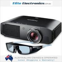 PT-AE8000 3D LCD FULL HD 1080P HOME CINEMA THEATRE PROJECTOR AE8000EZ Projetor  Projectors  Proyector  Proyetor beamer