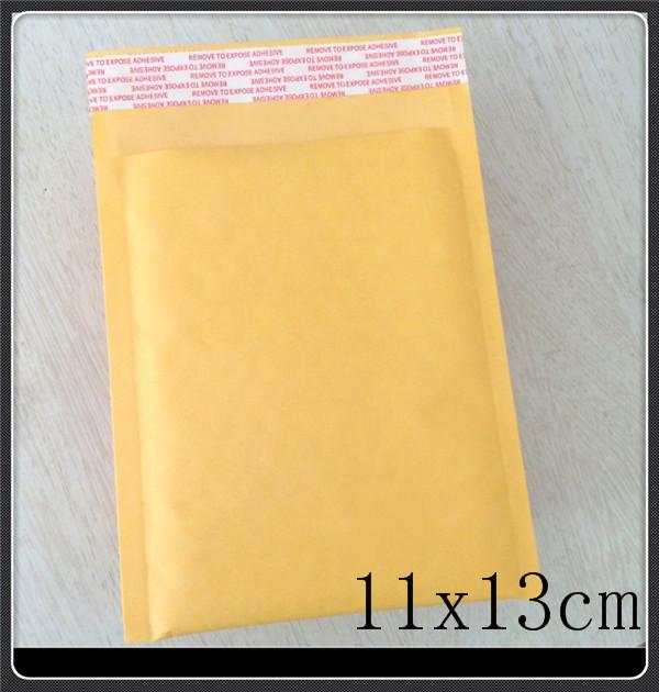 Пакет для почтовых отправлений 4.3 x5.1 [11x13cm] Kraft Bubble Mailers 003