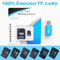Free Shipping Memory cards Micro SD Card 32GB Class 10 Memory cards 64GB 16GB 8GB 4GB  Flash TF card Pen drive  + Free Adapter