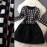 2014 Winter Dresses Fashion  Wrist-Length Bow slim sleeve S M L Women's Dress