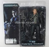 NECA Terminator 2 S3 Series 3 T-800 Cyberdyne Showdown Action Figure BRAND Loose