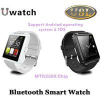 Bluetooth Smart Watch U WristWatch U8L Smartwatch Sports Handsfree For iOS iPhone 6 5S Samsung S5 Note 4 Phone Mate New 2015