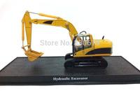 Hydraulic Excavator 1:87 Scale DieCast Model Toy By AMER