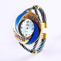 Relogios Femininos Promotion Freeshipping Hardlex Alloy 2014 New Fashion Elegant Bracelet Watch For Women Wristwatch On Sale