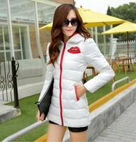 2014 New Arrived Women Down coats.New Hot Sale Fashion outerwear coat winter Plus size women outside coat  down