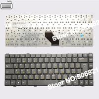 Original Russian Keyboard For ASUS Z96 Z96J Z96F S96J Series laptop keyboard RU version Free shiping