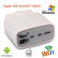 3 Years Warranty WIFI Newest ELM327 wifi Original Vgate iCar elm327 elm 327 WIFI OBDII OBD2  Android IOS PC iPhone iPad Car 016