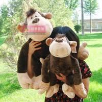 large lovely monkey about 73cm monkey plush toy, birthday gift s0816
