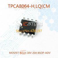 TPCA8064-H-LQ(CM MOSFET N-CH 30V 20A 8SOP-ADV TPCA8064-H 8064 TPCA8064 3pcs