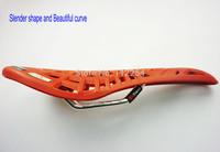 Free Shipping King Travel Bicycle Saddle,spider web saddle MTB/road bike,mountain bike,Hascrome Rail,5 colors,bike mat