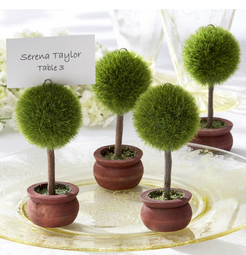 2pcs/lot Wedding supplies wholesale green pot seat clamp European creative round tree table clamp free shipping(China (Mainland))