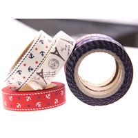 DOU DOU MAI DIY handmade homemade paste album Korean silk tape personality essential accessories DIY album 054